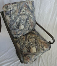Outdoors Lawn/Pool/Patio Chair Cushion Covers, Set of 6. Waterproof Endura™ Camo