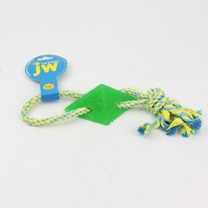 Dog Toy Pet Company Tug-A-Rama Diamond Rope Toy Tug