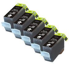 5P BLACK Ink Cartridge for PGI-220 Canon Pixma iP4600 MP560 MP620 MP640 MX870