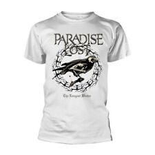 THE LONGEST WINTER (WHITE)   PARADISE LOST T-Shirt  official quality merchandise