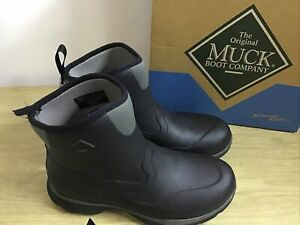 Muck Boots Excursion Pro Mid Wellies Waterproof Boots Size UK8 EU42