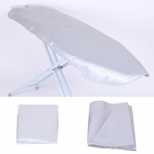 Universal Silver Coated Ironing Board Cover Thick Padding Heat Resistant Pad 1PC