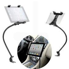 Car Floor Seat Gooseneck Mount Black Holder for Apple Samsung iPad 4 3 2 Tablet