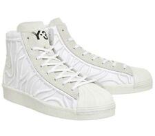 Adidas Y-3 Super Shishu Yohji Yamamoto White 7 UK/7.5 US Unisex Sneakers Boots