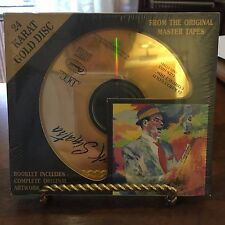FRANK SINATRA DUETS DCC 24 KARAT GOLD CD  CZS 1053 AUDIOPHILE