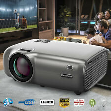 Excelvan BL49 Wifi Projecteur home cinéma Theater Projector Android 6.0 1080P