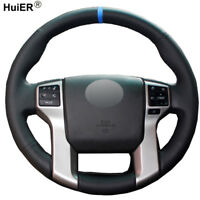 DIY Car Steering Wheel Cover For Toyota Tundra 4Runner 2014 - 2020 Tacoma 12-20
