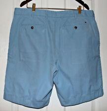 TOMMY HILFIGER TH SHORT CLASSIC FIT Mens  Shorts LT.BLUE Size 38