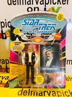"Captain Montgomery ""Scotty"" Scott Action Figure - Star Trek The Next Generation"