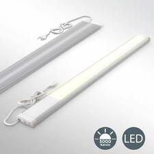 B.K.Licht BKL1167 LED Unterbauleuchte - Weiß/Silber