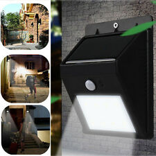 Swiftly Done Bright Solar Power Outdoor 4LED Light NoTools Required Peel