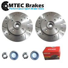 CITROEN DS3 1.2 PURE 1.6 BlueHDI e-HDi THP VTi DS3 09-15 REAR BRAKE DISCS & PADS
