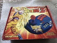 Dragon Ball Z Budokai 2 Collectors Edition Arcade Stick PS2