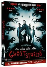 GHOST STORIES - LIMITED EDITION - BOOKLET + DVD