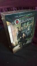 THE ORIGINALS COMPLETE SERIES 1-5 DVD LEGACIES VAMPIRE DIARIES NEW
