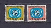 S16916) Italy MNH 1967 Toursim 2v