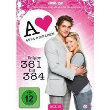 ANNA UND DIE LIEBE - BOX 13 (FOLGEN 361-384) 4 DVD NEU