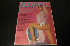 Mayfair Magazine (Vol 18, No 4) Vintage Men's Magazine