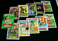 GARBAGE PAIL KIDS 1988 15th Series Complete NDC Variation Set - 88 Cards EX OS15