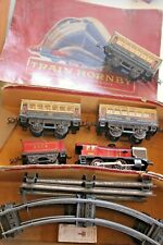 Boxset Hornby France Loco Mechanical 020 Tender +3 Wagons Scale O Years 60
