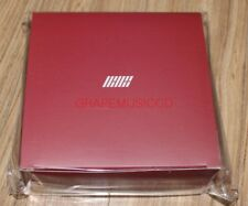 iKON YG OFFICIAL GOODS BLACK Ver. STATIONERY SET + PHOTOCARD + POUCH + PEN NEW