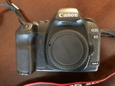 Used Canon EOS 5D Mark II Digital SLR Camera + 3 Batteries & 64GB Memory Card