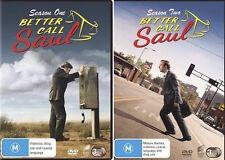 Better Call SAUL : Seasons 1 - 2 : NEW DVD