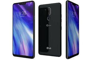 LG G7 ThinQ G710 - 64 GB - Black (US Cellular Unlocked) A Excellent