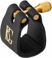 More details for bg france l13 standard ligature & cap for tenor saxophone gold
