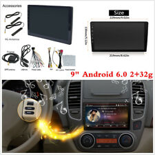 "9"" Android 6.0 Double 2Din Car Stereo Radio MP5 Player GPS Wifi 4G No DVD 2+32G"