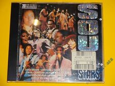 *CD* Various Artists - 10 Soul Stars - 1 * Stardust *