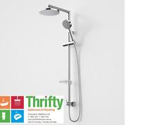 Caroma Essence Rail Shower with Overhead WELS 3 Star