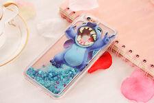 Cartoon Bling Princes Liquid Glitter Sparkle Quicksand Case For iPhone 5 6 6Plus