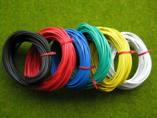 6 ROLLS 3.0 AMP STRANDED EQUIPMENT WIRE 60 Meters DX046