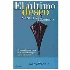 El ultimo deseo/ The Last Wish (Spanish Edition)-ExLibrary