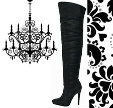 Qupid Over The knee Thigh High Boots sizes 6.5, 7, 7.5