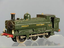 GAIETY STATIC DISPLAY MODEL OF GWR  CLASS 57XX 0-6-0T  PANNIER TANK  LOCO