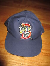 The Pearl BINGHAMTON METS BEES Minor League Baseball (Adj Snap Back) Cap