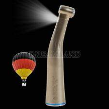 NSK Style LED Fiber Optic Dental Slow Low Speed Contra Angle Handnpiece 1:1 YBB