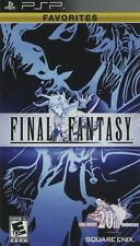 Final Fantasy I 1 (Sony PSP PlayStation Portable) Brand New