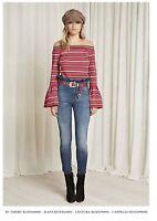 Outlet -50% 821ND26001 Denny Rose  jeans € 99,90 Autunno Inverno 2018 disp