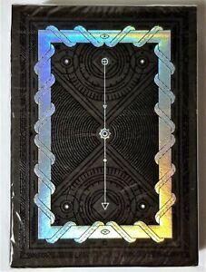 Monolith Black Playing Cards Limited Edition Deck by Giovanni Meroni Cartamundi