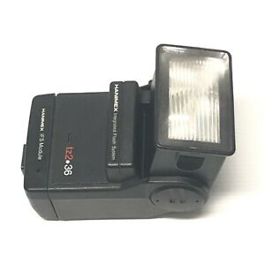 Hanimex Integrated Flash System, tz2*36,Excellent Working Condition