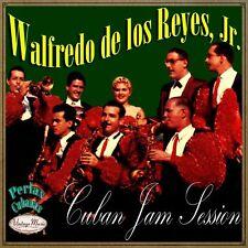 WALFREDO DE LOS REYES JR. Perlas Cubanas CD #88/120 - CUBAN Jam Session CUBA