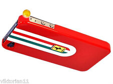 Original Ferrari CG Hard Case Apple iPhone 4 4S Tasche Cover ITALY Hülle Rot OVP