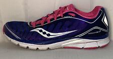 Saucony Kinvara 3 Pink /Purple 10157-8 Light Marathon Running Shoes Women's 9