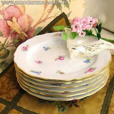 Meissener-Porzellan-Teller aus Zeitgenössische