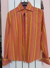 Désirée diamante camicia da donna in cotone doppi polsi per gemelli taglia 39,5
