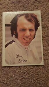 1972 Fleer AHRA Official Drag Nationals Champs Racing Card 10 Steve Carbone