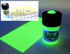 Glow-On Glow Night Sights Kit, Paint & Film 2.3ml paint +7 x 3.3cm Glow Film